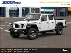 New 2020 Jeep Gladiator RUBICON 4X4 Crew Cab for sale in Avon Lake, OH