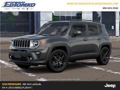 New 2020 Jeep Renegade ALTITUDE 4X4 Sport Utility for sale in Avon Lake, OH