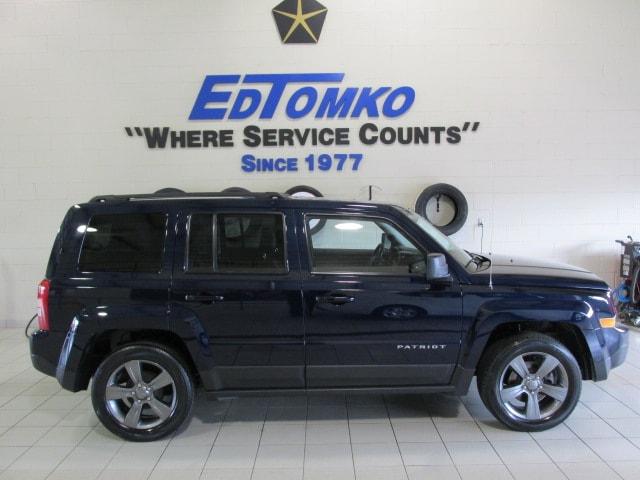 2014 Jeep Patriot Latitude FWD SUV