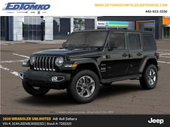 New 2020 Jeep Wrangler UNLIMITED NORTH EDITION 4X4 Sport Utility for sale in Avon Lake, OH