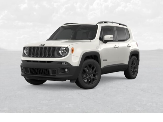 New 2018 Jeep Renegade ALTITUDE 4X2 Sport Utility in Avon Lake