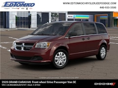 New 2020 Dodge Grand Caravan SE (NOT AVAILABLE IN ALL 50 STATES) Passenger Van for sale in Avon Lake, OH