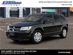 New 2020 Dodge Journey SE (FWD) Sport Utility for sale in Avon Lake, OH