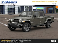 New 2020 Jeep Gladiator OVERLAND 4X4 Crew Cab for sale in Avon Lake, OH