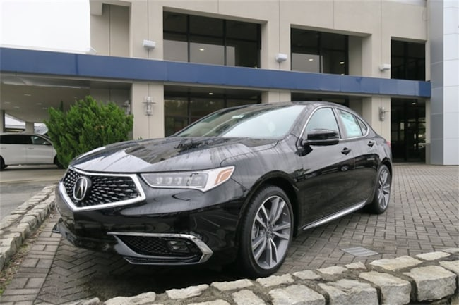 2019 Acura TLX 3.5 V-6 9-AT SH-AWD with Advance Package Sedan in Atlanta