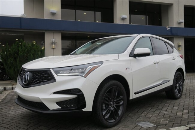 2019 Acura RDX with A-Spec Package SUV in Atlanta
