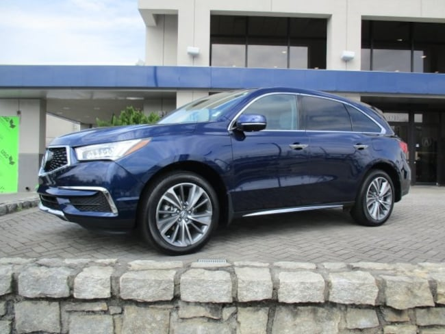 2017 Acura MDX 3.5L w/Technology Package SUV in Atlanta