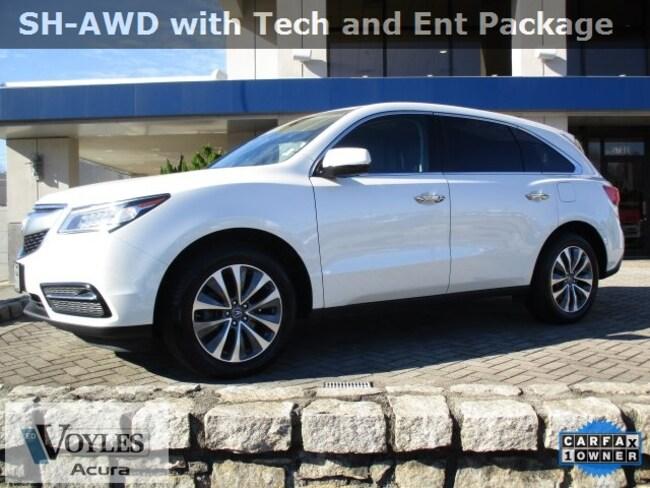 2016 Acura MDX 3.5L SH-AWD w/Technology & Entertainment Pkgs SUV in Atlanta