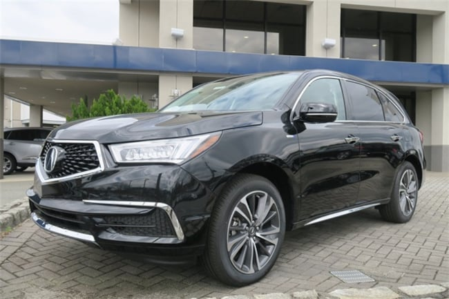 2019 Acura MDX Sport Hybrid SH-AWD with Technology Package SUV in Atlanta