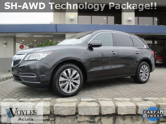 2015 Acura MDX 3.5L Technology Package SH-AWD SUV in Atlanta