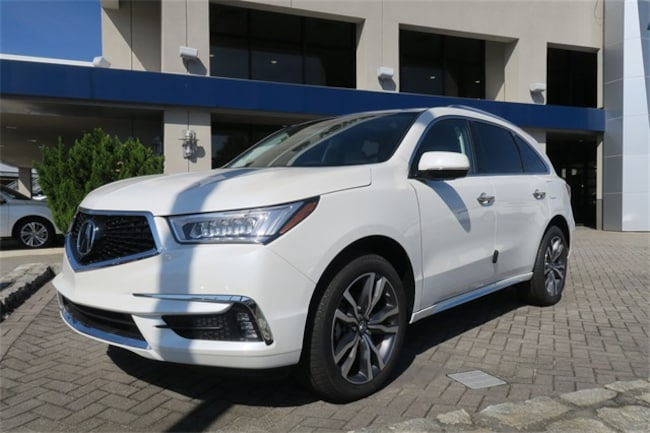 2019 Acura MDX with Advance Package SUV in Atlanta