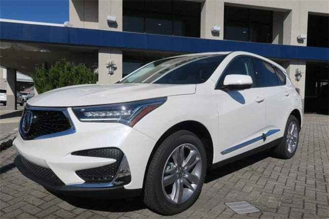 2019 Acura RDX SH-AWD with Advance Package SUV in Atlanta
