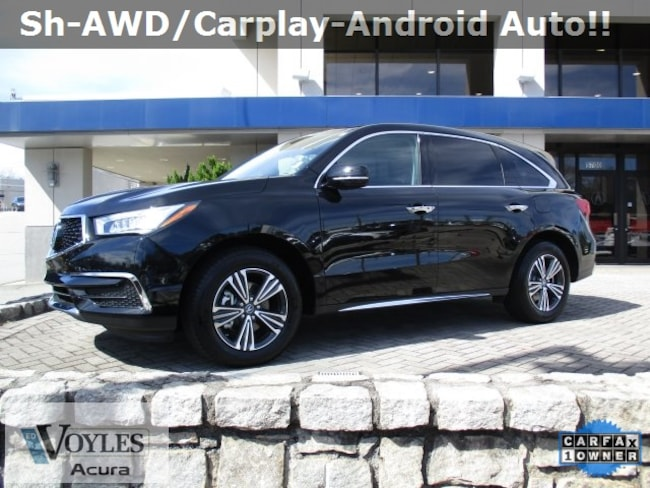 2018 Acura MDX 3.5L SH-AWD SUV in Atlanta