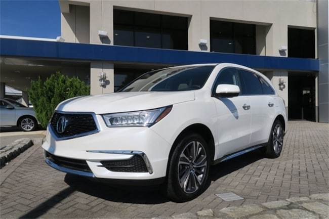 2019 Acura MDX with Technology Package SUV in Atlanta