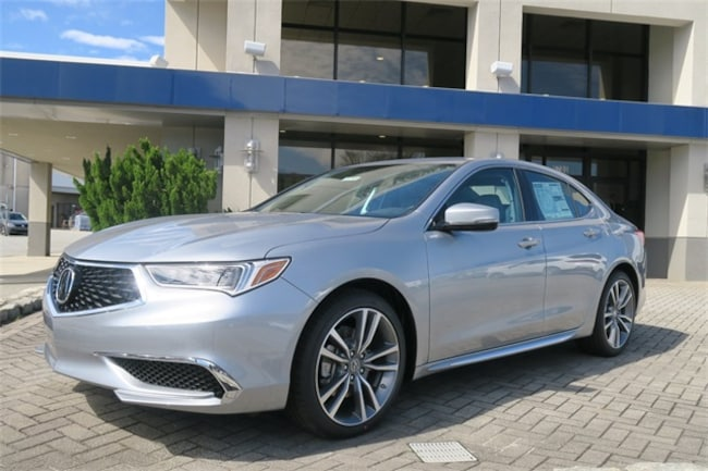 2019 Acura TLX 3.5 V-6 9-AT P-AWS with Technology Package Sedan in Atlanta