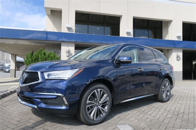 2019 Acura MDX SH-AWD with Technology Package SUV in Atlanta