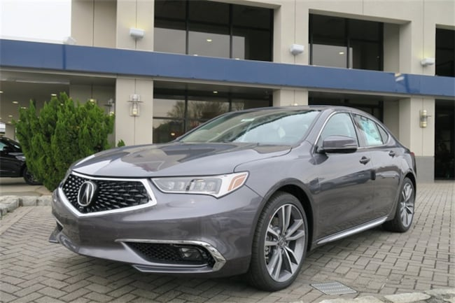 2019 Acura TLX 3.5 V-6 9-AT P-AWS with Advance Package Sedan in Atlanta