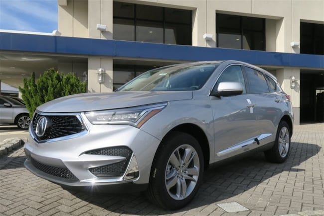 2019 Acura RDX with Technology Package SUV in Atlanta