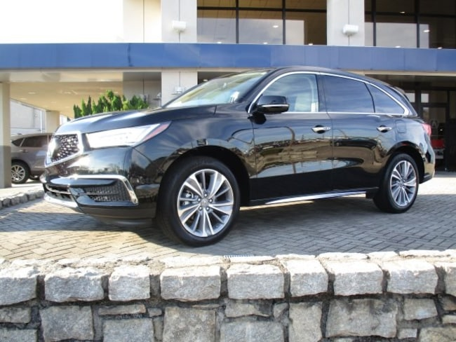 2018 Acura MDX 3.5L w/Technology Package SUV in Atlanta
