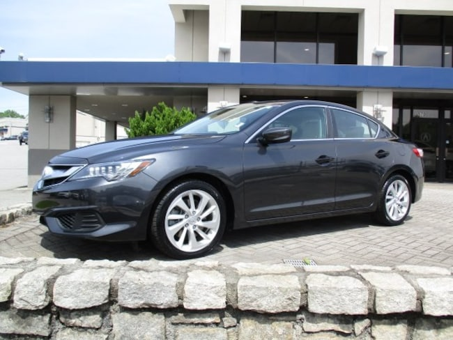 2016 Acura ILX 2.4L w/Premium Package Sedan in Atlanta