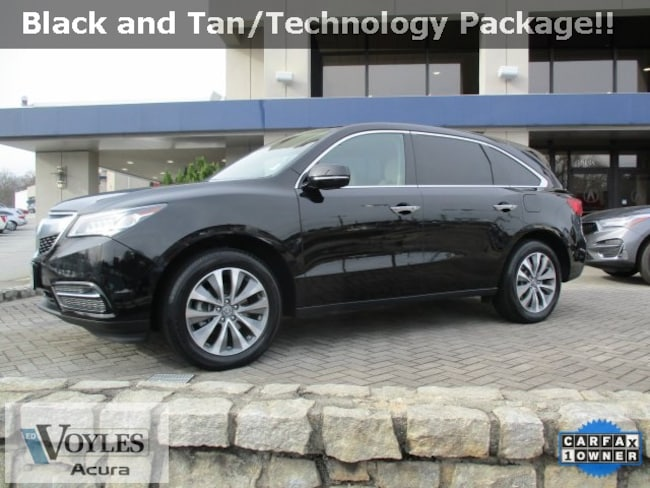 2016 Acura MDX 3.5L w/Technology Package SUV in Atlanta