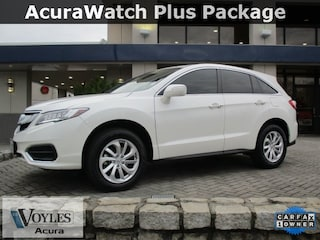2016 Acura RDX Base w/Acurawatch Plus Package SUV