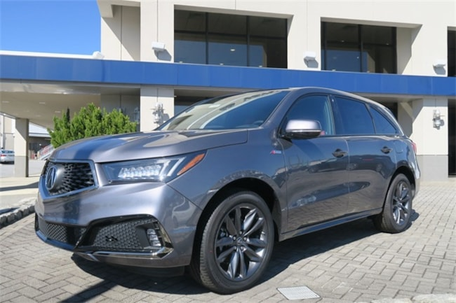 2019 Acura MDX SH-AWD with A-Spec Package SUV in Atlanta