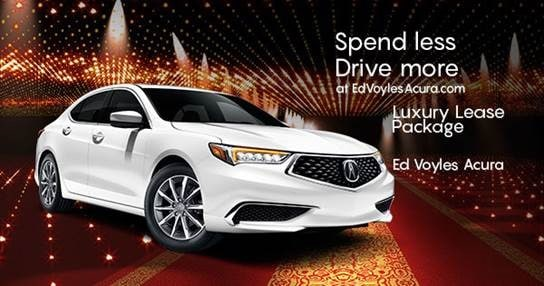 Finance Department At Ed Voyles Acura In Atlanta Georgia - Lease an acura