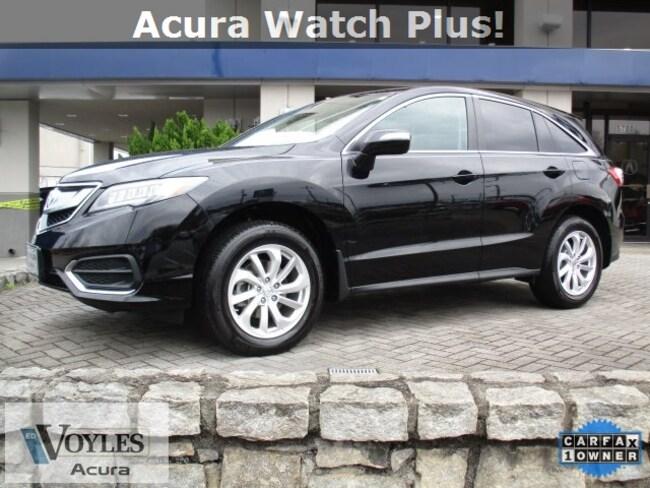 2016 Acura RDX Base w/Acurawatch Plus Package SUV in Atlanta