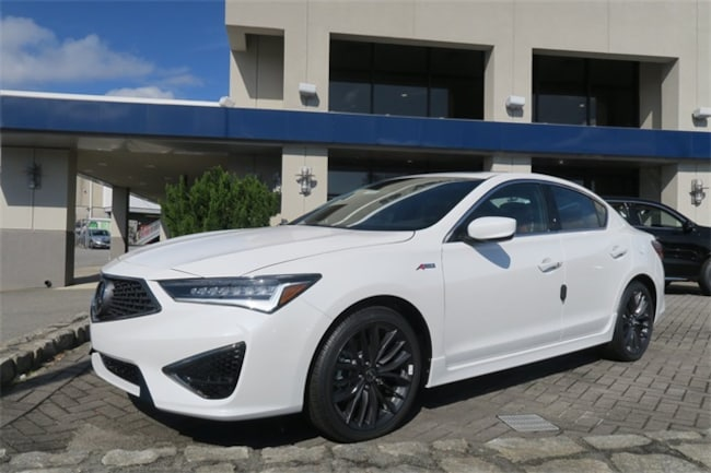 2019 Acura ILX with Premium and A-Spec Package Sedan in Atlanta