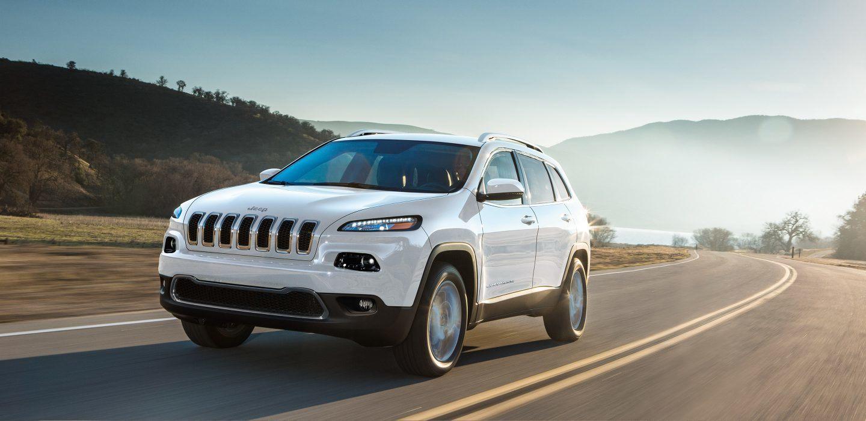 2018 Jeep Cherokee at Ed Voyles CDJR of Marietta, Ga.
