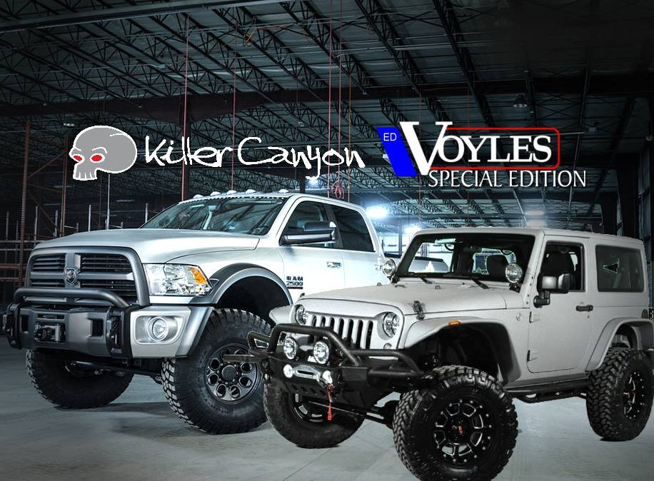 Customize your Ram Truck or Jeep at Ed Voyles CDJR