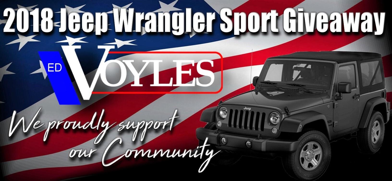 Ed Voyles Chrysler Dodge Jeep Ram | New Chrysler, Jeep, Dodge, Ram