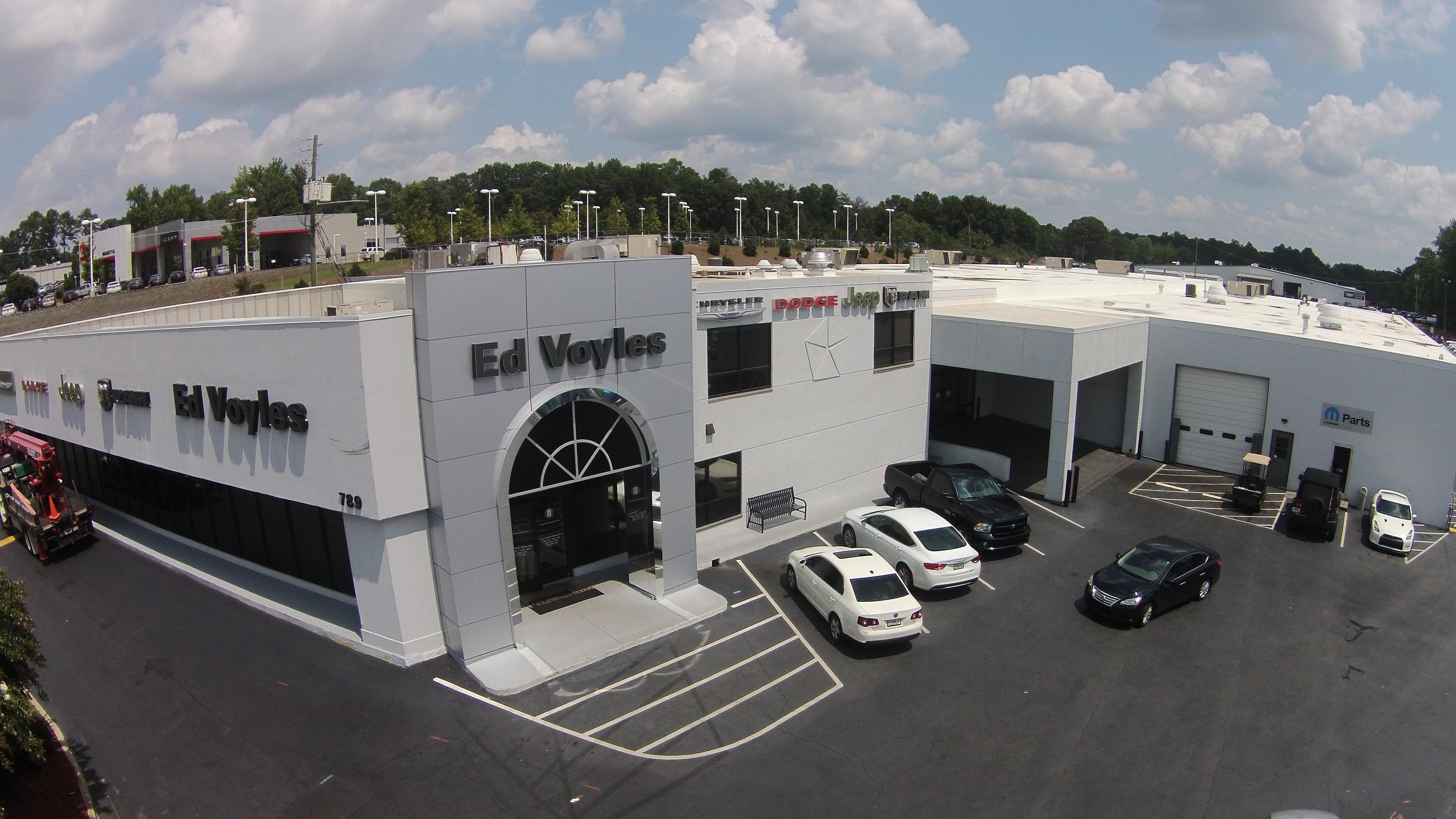 About Ed Voyles Chrysler Jeep Dodge Ram Marietta
