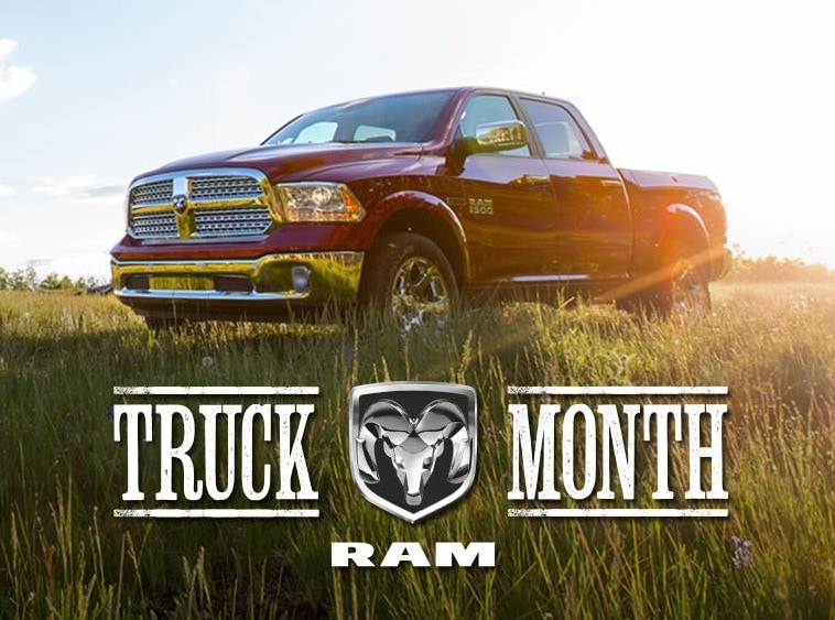 Ram Trucks for Sale at Ed Voyles CDJR in Marietta, Georgia