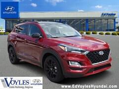 New 2019 Hyundai Tucson Night SUV for sale near Atlanta