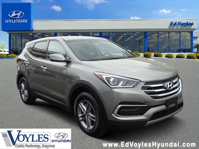Used 2018 Hyundai Santa Fe Sport 2.4L SUV for sale near Atlanta