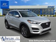 New 2019 Hyundai Tucson SEL SUV for sale near Atlanta