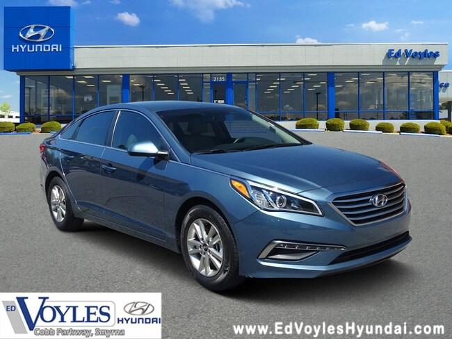 Used 2015 Hyundai Sonata SE Sedan for sale near Atlanta