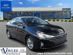 New 2020 Hyundai Elantra SEL Sedan for sale near Atlanta