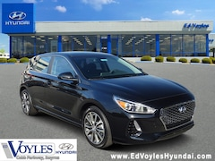 New 2018 Hyundai Elantra GT Base Hatchback for sale near Atlanta