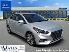 New 2019 Hyundai Accent Limited Sedan for sale near Atlanta