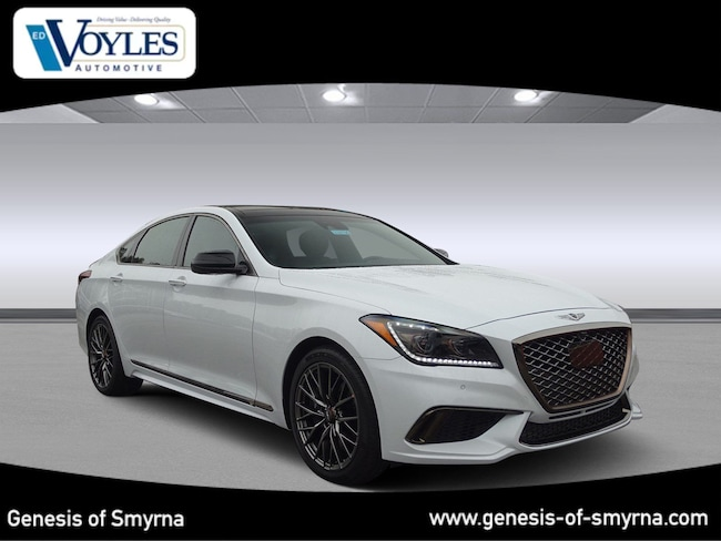 New 2019 Genesis G80 3.3T Sport Sedan for sale near Atlanta