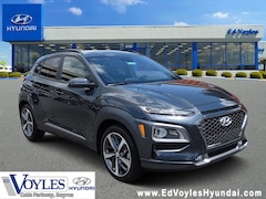 New 2019 Hyundai Kona Limited SUV for sale near Atlanta