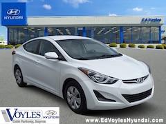 Used 2016 Hyundai Elantra SE Sedan for sale near Atlanta