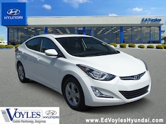Used 2016 Hyundai Elantra Value Edition Sedan for sale near Atlanta