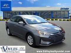 New 2019 Hyundai Elantra SE Sedan for sale near Atlanta