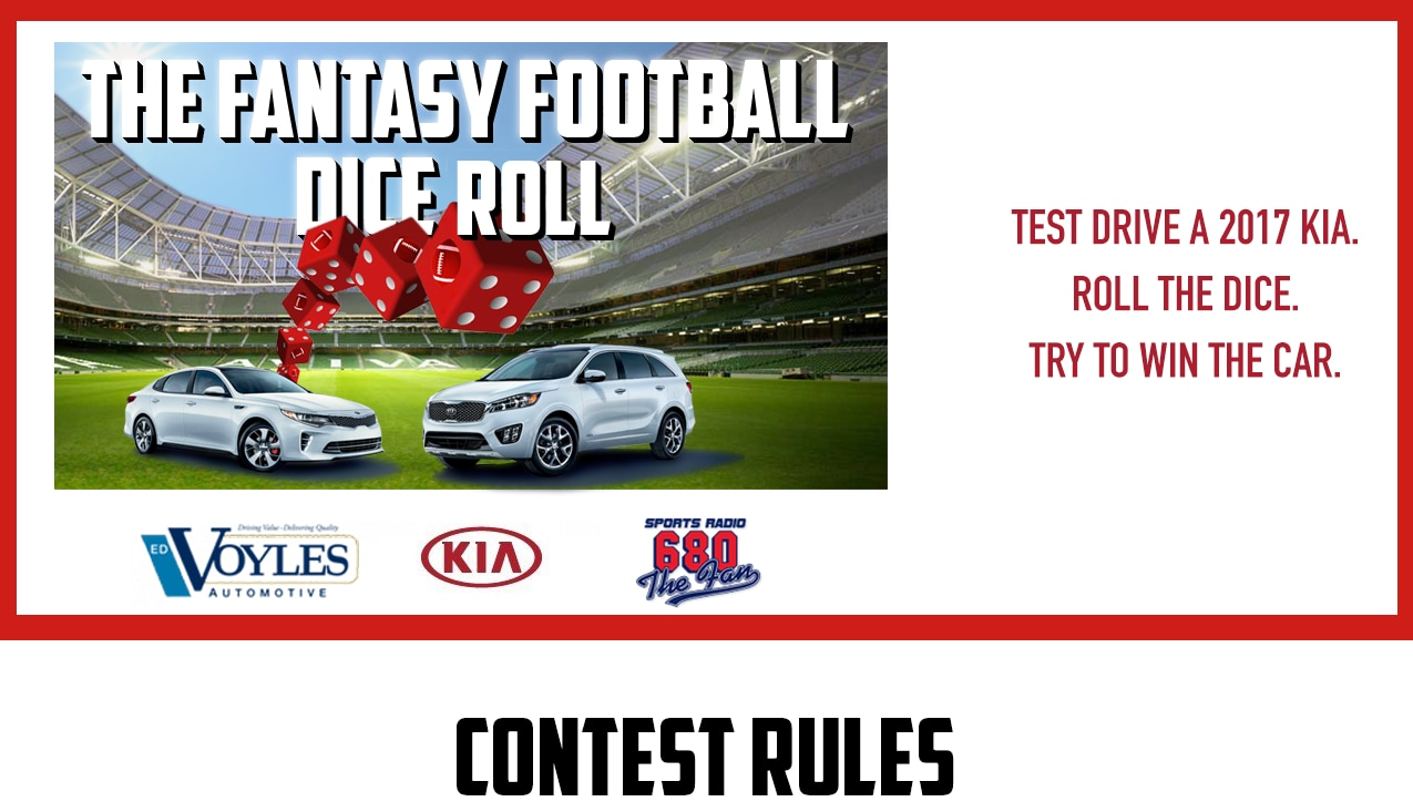 Dice Roll Contest Rules