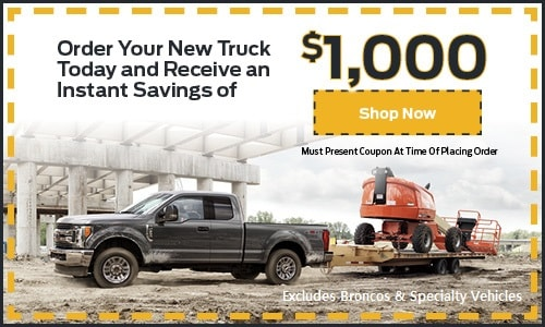 Order Your New Truck Today