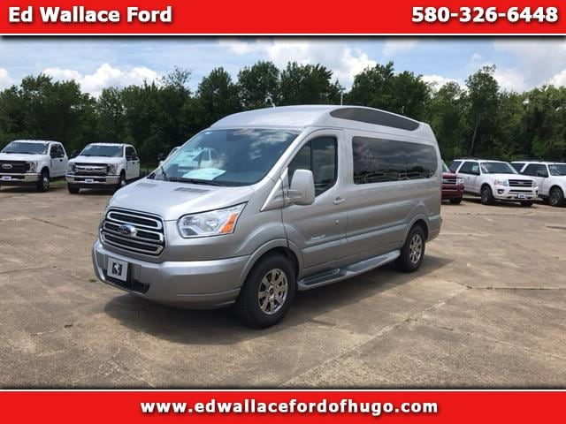 2017 Ford Transit-150 w/60/40 Pass-Side Cargo-Doors Truck